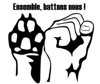 CONTRE LA MALTRETENCE DES ANIMAUX!!!