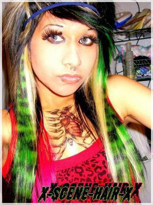 Teinture cheveux voila