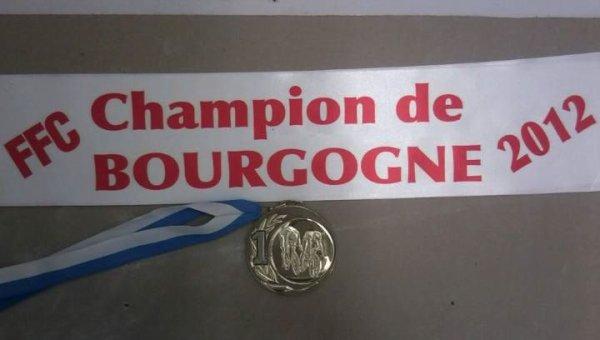 CHAMPION DE BOURGONE