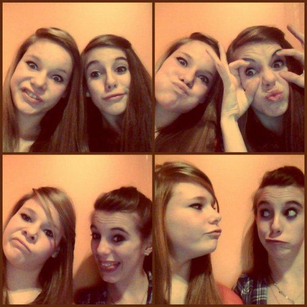 Ma meilleure amie ♥.