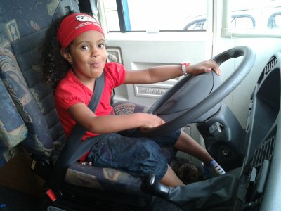 camionneur ou coureur de course ???!