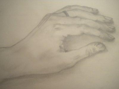 Mes mains de garagiste..
