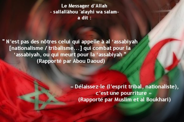 Petit Rappel Nationalisme..!