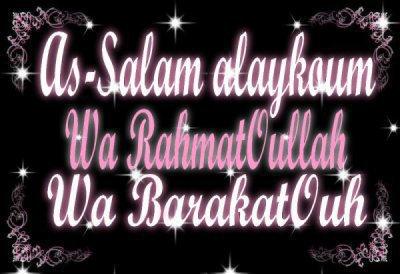 """Rappel sur """"Le Salut en Islam"""""""