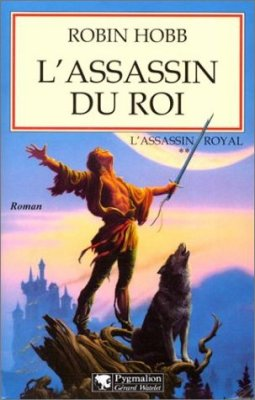 L'Assassin Royal tome 2, de Robin Hobb