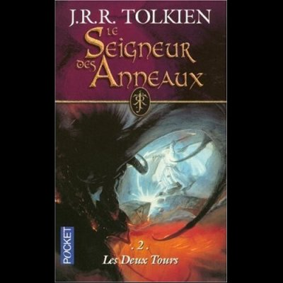 Le Seigneur des Anneaux, Tome 2, de J.R.R Tolkien