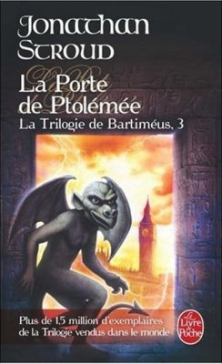 La Trilogie de Bartiméus, tome 3, de Jonathan Stroud