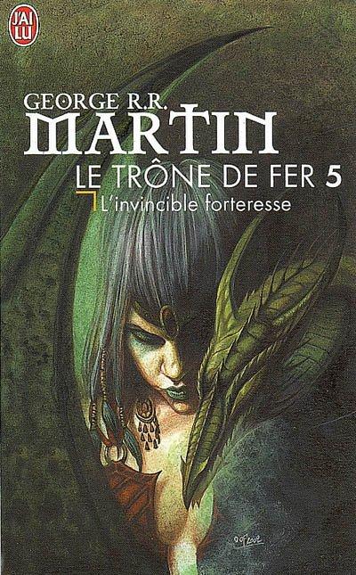 Le Trône de Fer, Tome 5, de George R.R. Martin