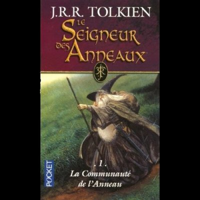 Le Seigneur des Anneaux, Tome 1, de J.R.R Tolkien