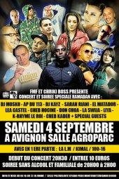 Kimal en 1ere Partie le 4 Septembre à Avignon