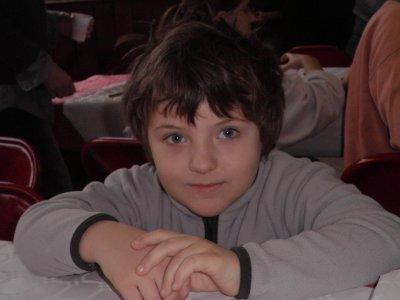 mon fils melvyn