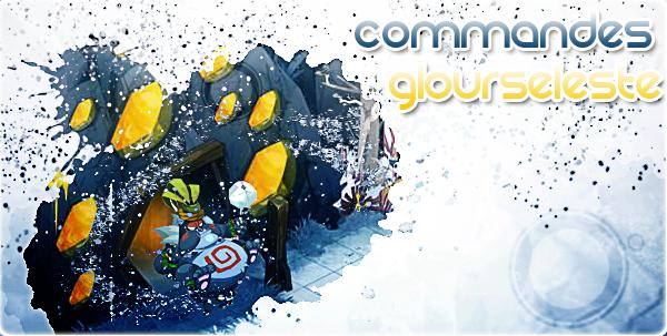 Ladder / Commandes Glours