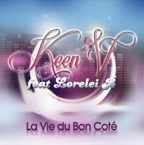 """Single """"La Vie Du Bon Coté"""" / Keen'V - La Vie Du Bon Coté (2013)"""