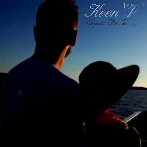 """Single """"Copine de B...."""" / Keen'V - Copine de B.... (2013)"""