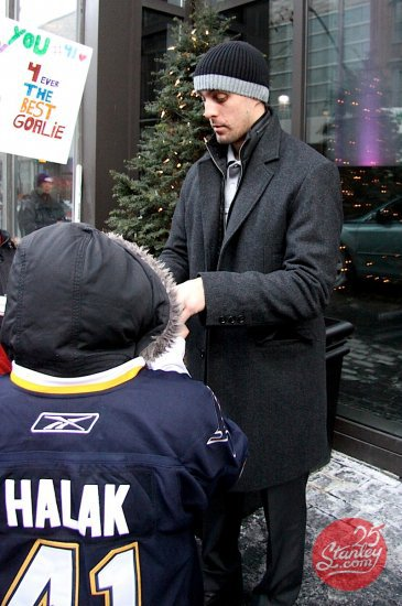 Jaroslav Halak, the best goalie in the world <3