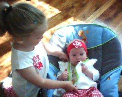 Ophelia et Lola je vous aimeeeeeeee