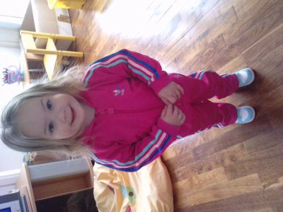 Ophelia dans son ensemble adidas