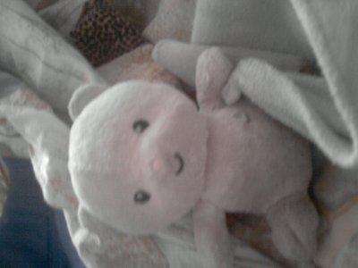 Le premier doudou a ma fille Ophelia ( quelle a perdu )