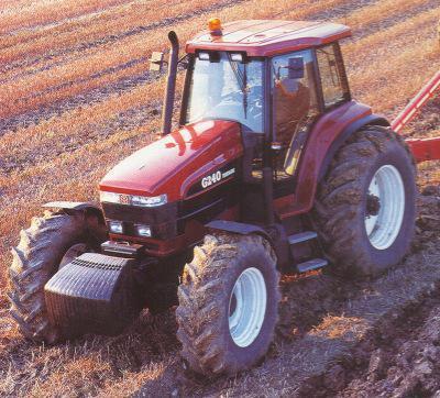 the tracteur