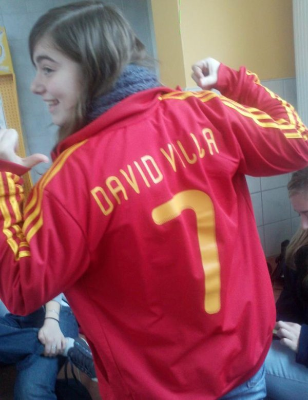 David Villa ;)