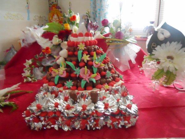 mes creations pour mariage de sophie et jason juillet 2013