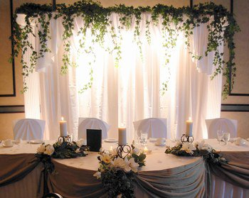 idee deco table mariage