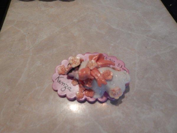 bebe fait main idees porte prenon pour dragees ou deco