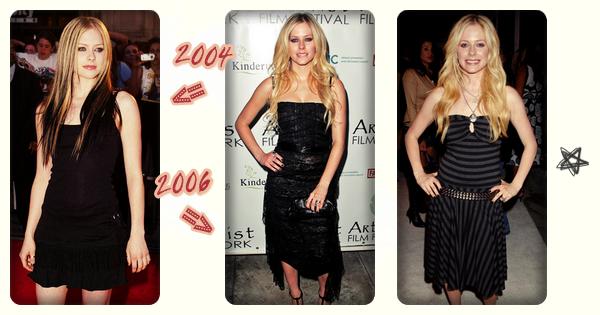 Les robes d'Avril # partie 1 : les sobres