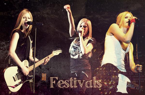 Festivals • partie 1