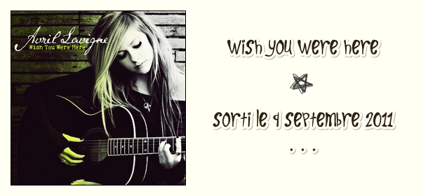 "Ses singles # partie 4 ""Goodbye Lullaby"""