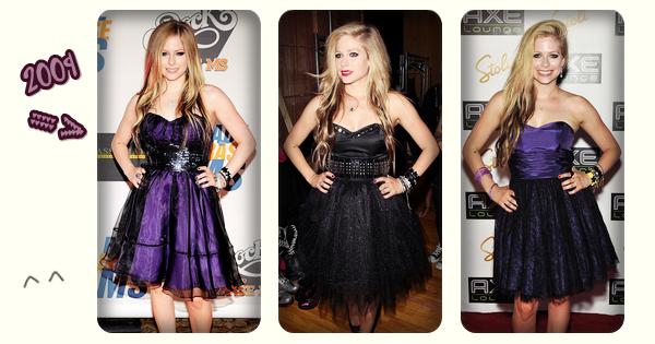 Les robes d'Avril # partie 2 : les robes à volants