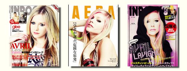 Couvertures de magazines # partie 3 : de 2008 à 2011