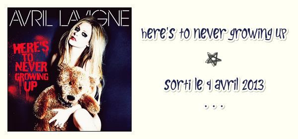 """Ses singles # partie 5 """"Avril Lavigne"""""""