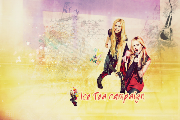 Campagne Ice Tea