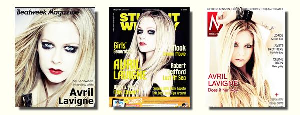 Couvertures de magazines # partie 5 : 2014