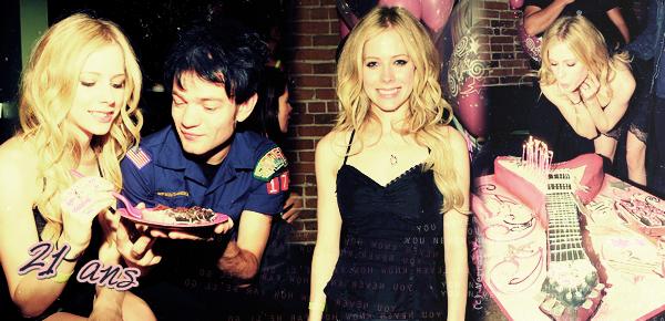 """Article spécial """"Anniversaires d'Avril"""" (soirées """"officielles"""")"""