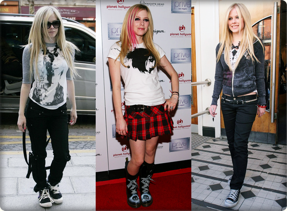 Mes tenues favorites d'Avril # partie 2