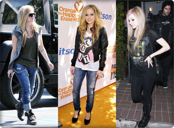 Mes tenues favorites d'Avril # partie 3
