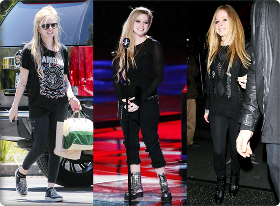 Mes tenues favorites d'Avril # partie 4