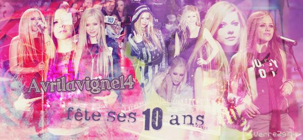 Le blog fête ses 10 ans !!! ;)