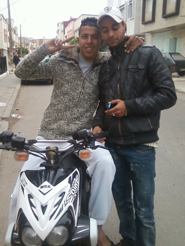 moi et ma motoet ReDa