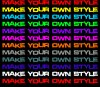 Make-your-own-style