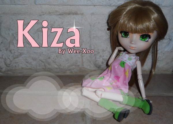 Kiza : 1ere SP ♥