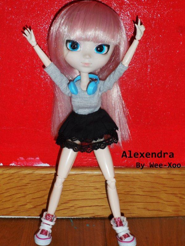 Alexendra : 1ere SP ♥