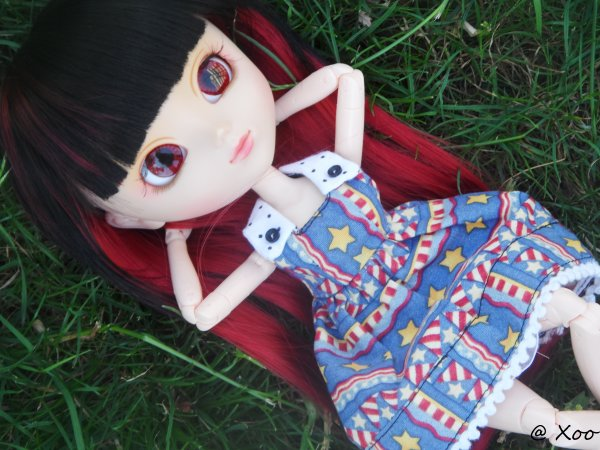 Rencontre pullipienne du 27/07/13 [Chi' , Tsuki & Coco' ] ♥ Partie-2