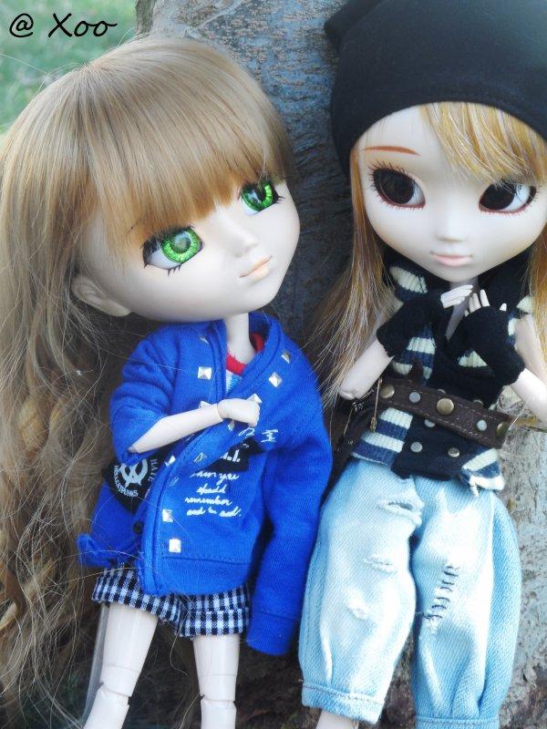 Rencontre pullipienne du 27/07/13 [Chi' , Tsuki & Coco' ] ♥ Partie-5