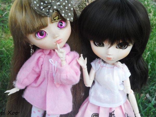 Rencontre pullipienne du 27/07/13 [Chi' , Tsuki & Coco' ] ♥ Partie-6