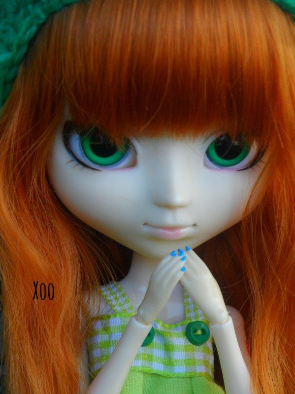 Mon petit chaperon vert ...