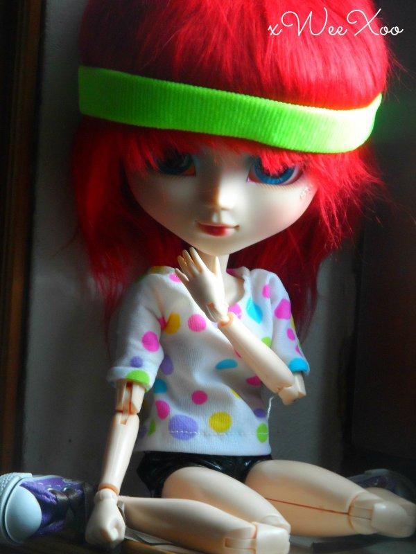 """""""Une simple poupée peux changer toute une vie. """" ♥ -Me"""