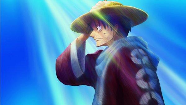 Monkey Ð. Luffy